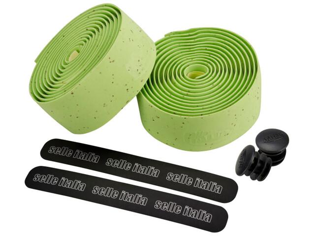 Selle Italia Smootape Corsa Lenkerband Eva Gel 2,5 mm grün